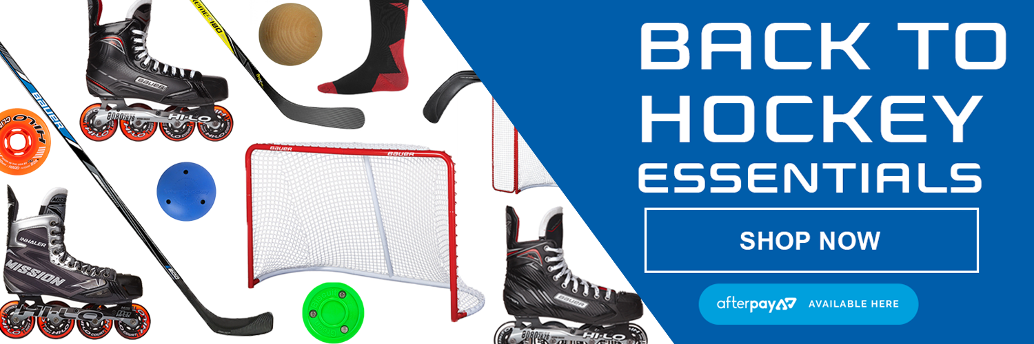 Back to Hockey Essentials